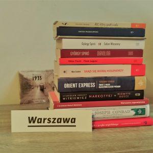 książki od wydawnictw