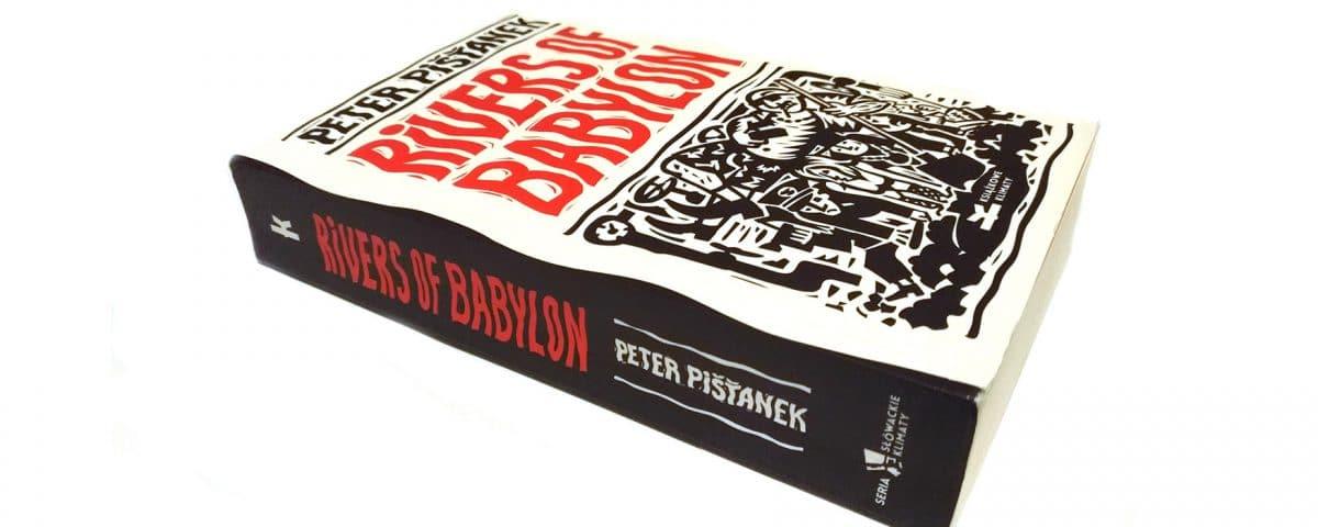 Książka Rivers of Babylon Petra Pistanka
