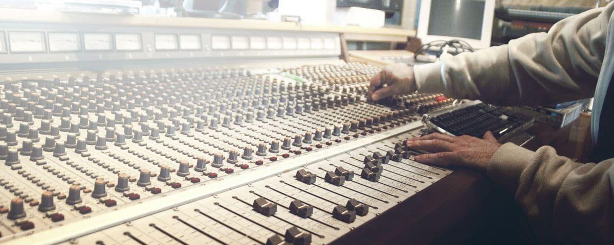 studio radiowe - Trójka