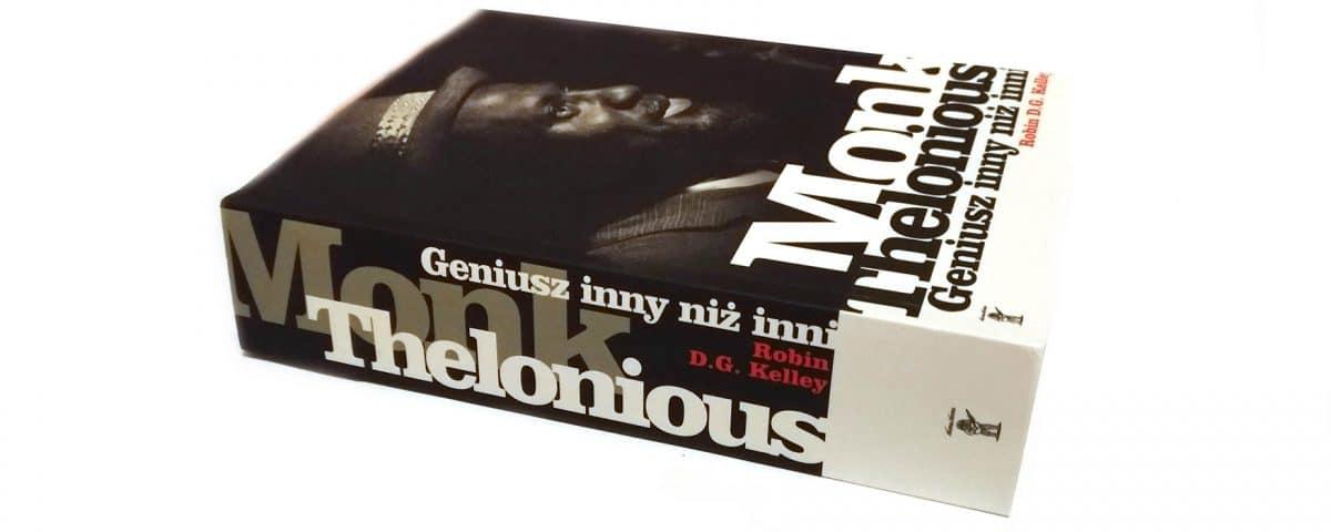 Thelonious Monk. Geniusz inny niż inni - okładka książki